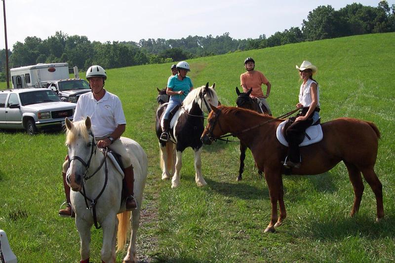 photo 06 July trail ride